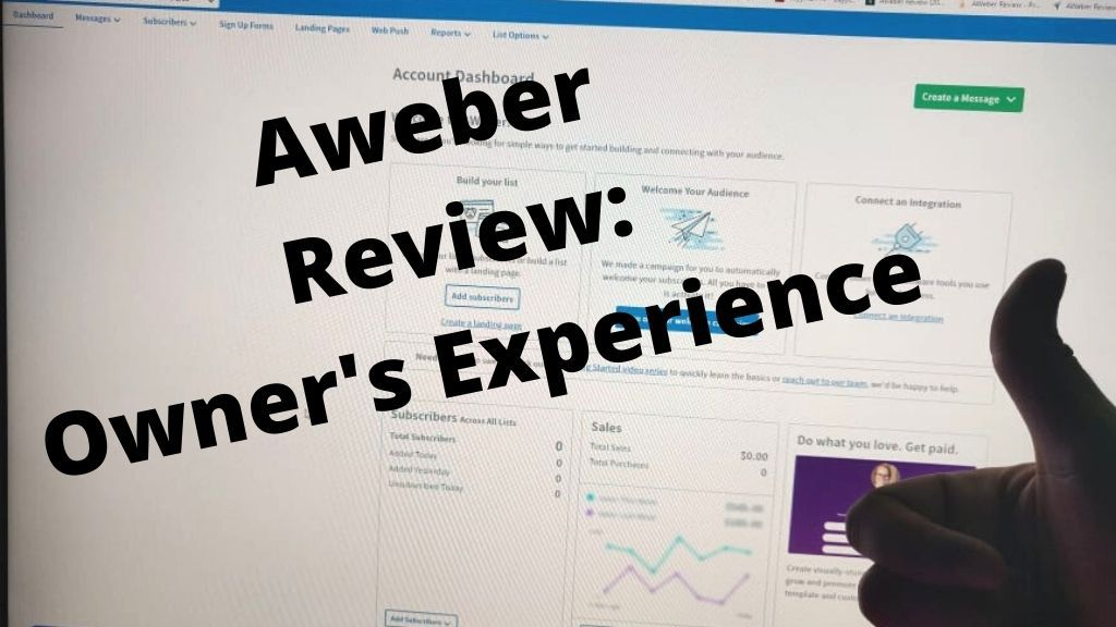 Aweber Review_ Owner's Experience