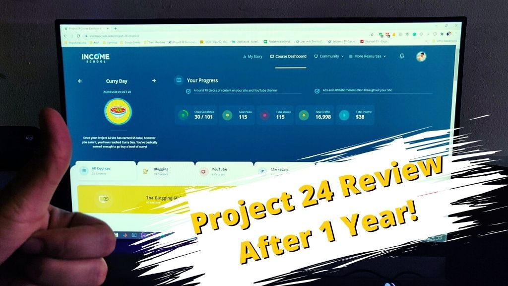 Project 24 Review After 1 Year!